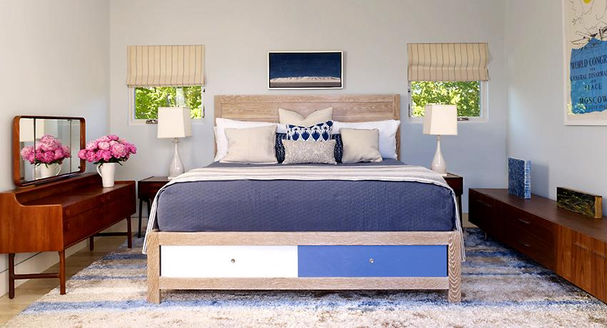 Кровать с ящиками: многофункциональное решение для экономии пространства