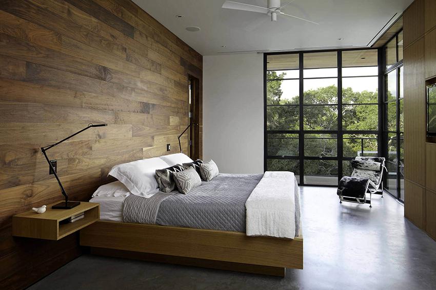 Настольные лампы помогают подчеркнуть общий стиль помещения