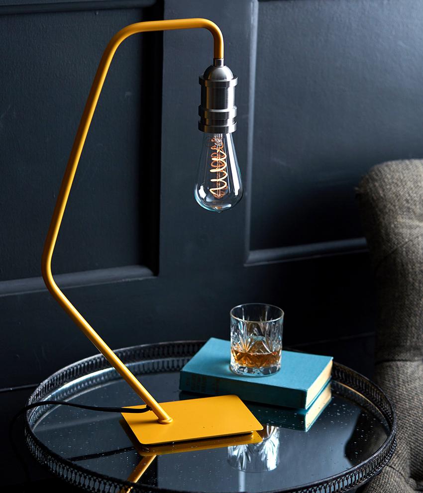 Галогенные лампы имеют длительный срок службы и обширную палитру оттенков света