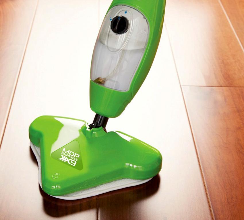 Парогенераторы-пылесосы имеют высокую мощность и эффективность