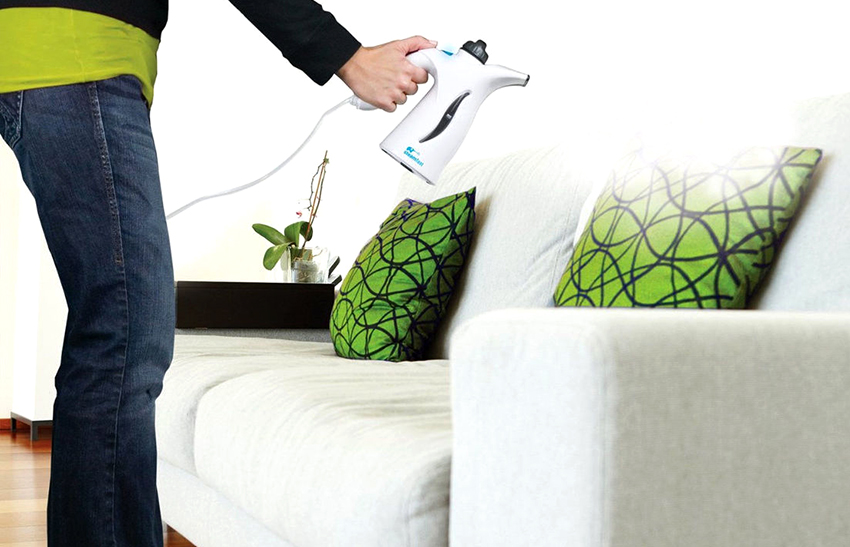 Пароочистители для дома помогают упростить уборку и сэкономить время