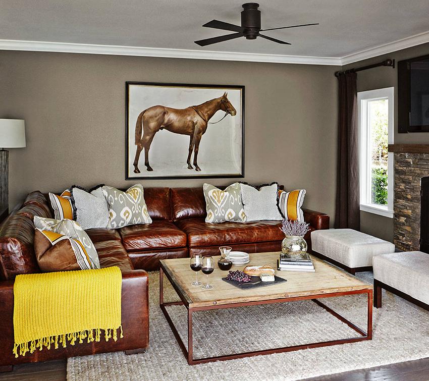 При выборе дивана нужно учитывать анатомию и физиологию людей, которые будут им пользоваться