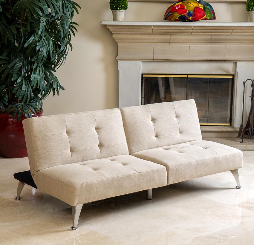 Односпальные диваны могут быть рассчитаны на одно посадочное место или на несколько