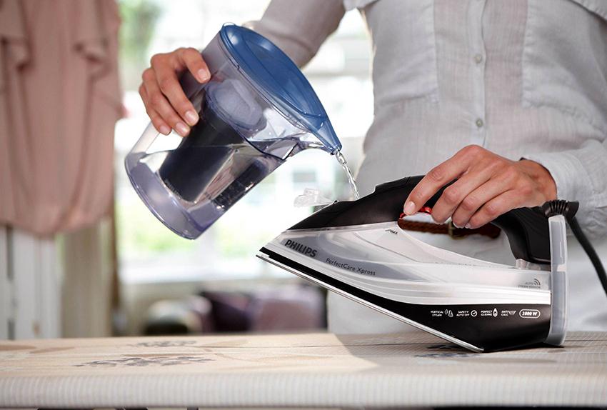 Для продолжительной утюжки лучше выбирать модели с достаточным объемом резервуара для воды