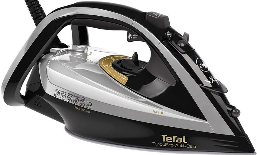 Французский производитель Tefal предлагает огромный выбор утюгов в разном ценовом сегменте
