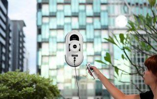 Роботы-мойщики окон как полноценная замена ручного труда
