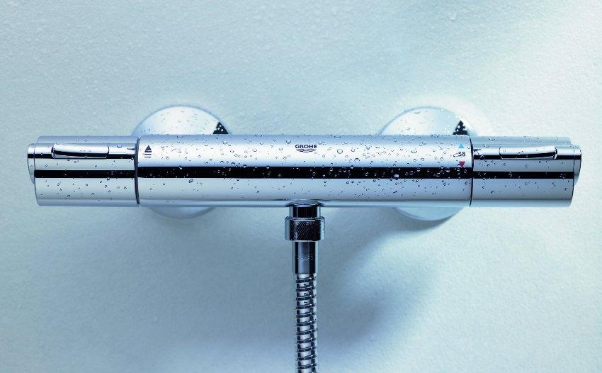 Самыми лучшими сегодня считаются смесители с длинным изливом и душем брендов Grohe или Hansgrohe