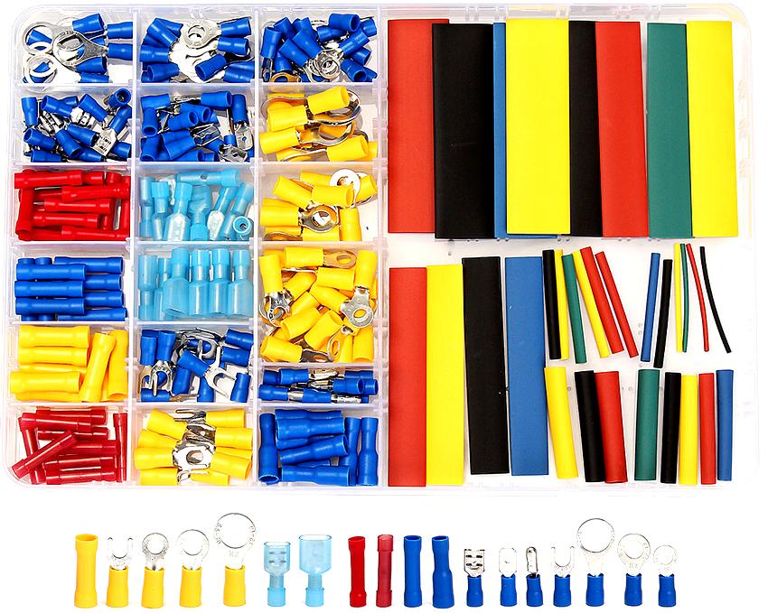 Термоусадочные трубки по способу монтажа делятся на клеевые и бесклеевые изделия
