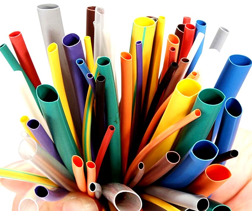 Термоусадки классифицируются по таким признакам: материалу изготовления; толщине и диаметру стенки, способу монтажа, степени усадки и форме