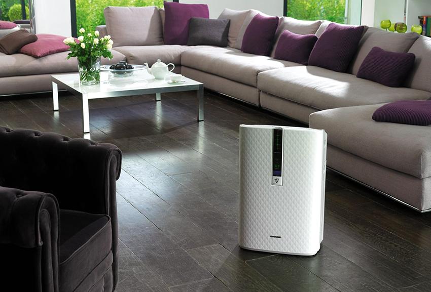 Увлажнитель воздуха для дома поможет создать комфортные климатические условия