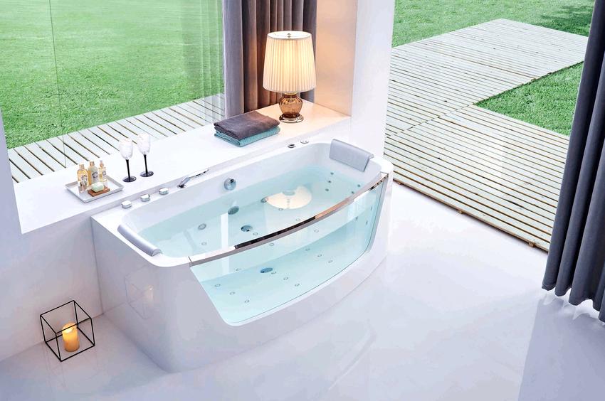 Главный недостаток ванны с гидромассажем – это ее высокая цена