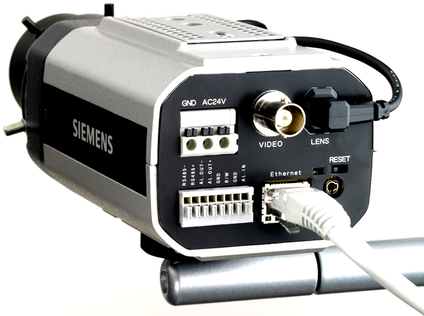 Чтобы получать качественное изображение аналоговой видеокамеры, ее лучше подключать с помощью кабеля RG59