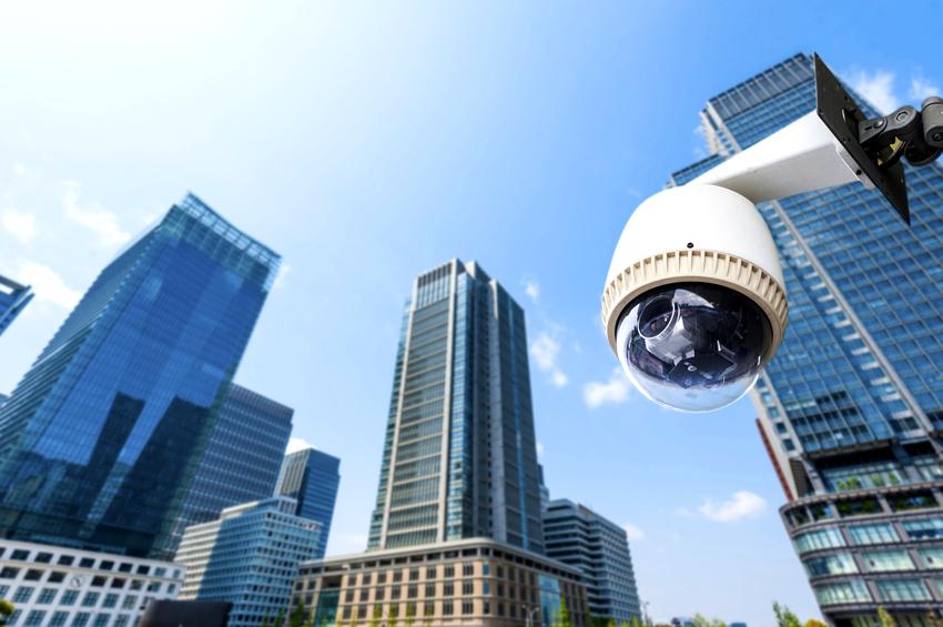 Купольные модели видеокамер обладают оптимальным ракурсом отслеживания
