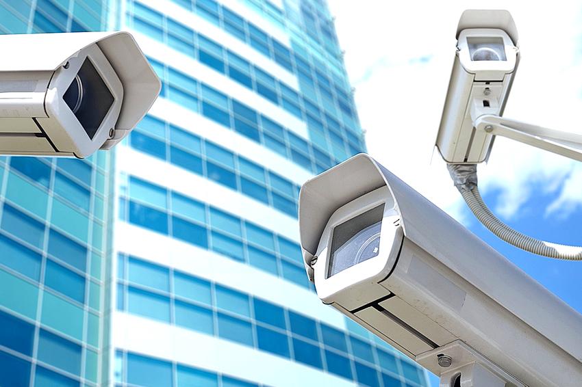Видеокамеры для наружного наблюдения оснащены защитой от погодных условий