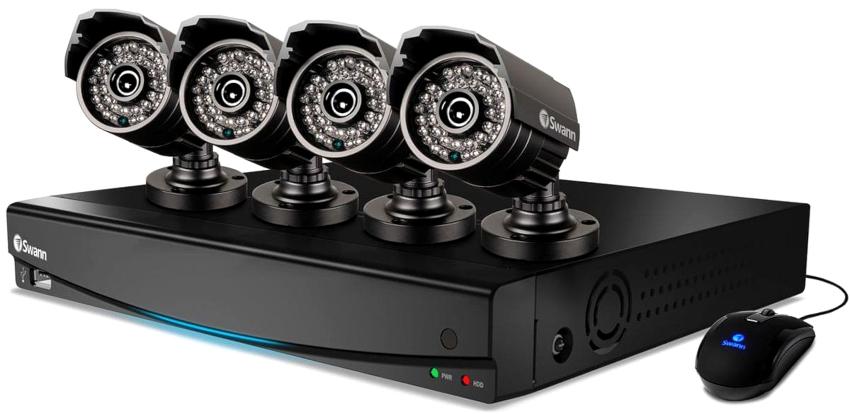 Видеорегистратор необходимо подбирать исходя из типа установленных камер