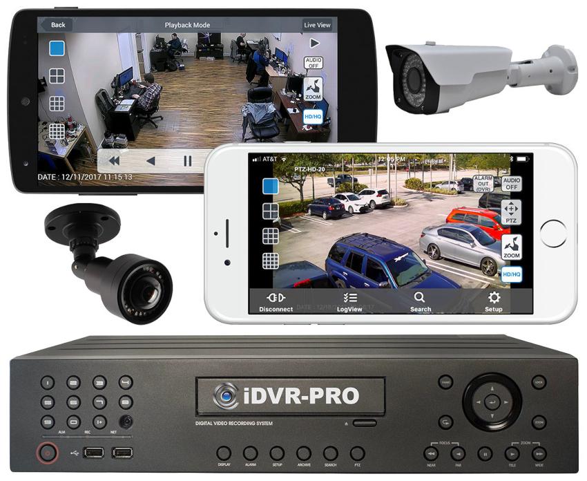 Для качественного и детализированного изображения нужен видеорегистратор с высоким разрешением записи