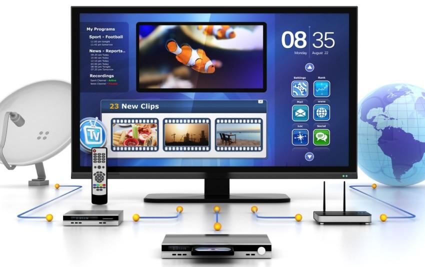 Купив телевизор со Smart TV, его необходимо подключить к скоростному интернету
