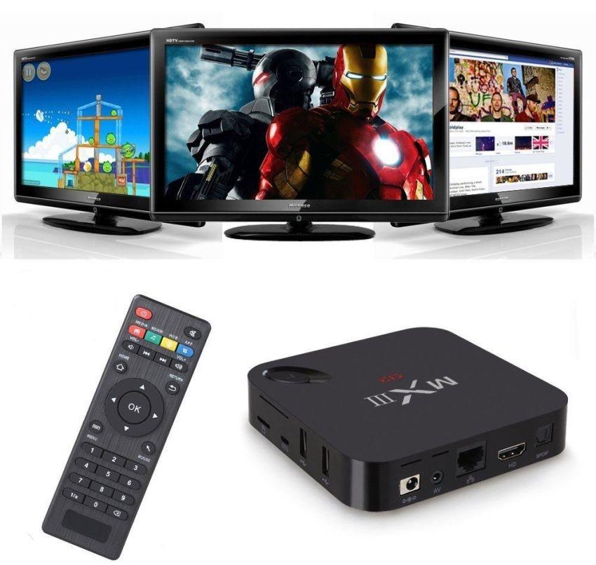 Приставка Smart TV напрямую подключается к телевизору и предоставляет внушительный набор функциональных возможностей