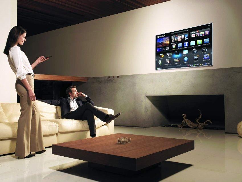Smart TV представляет собой компьютерную систему, интегрируемую в телевизор