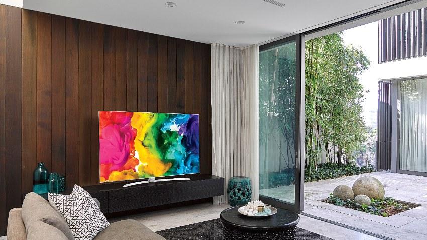 Детализация и четкость изображения экрана телевизора с функцией Смарт увеличились в четыре раза