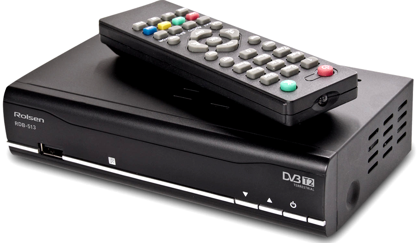 DVB-приставка способна передавать несколько сигналов одновременно