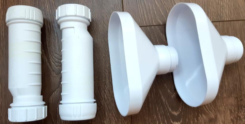 Сухой сифон для канализации целесообразно устанавливать только в душевых кабинках