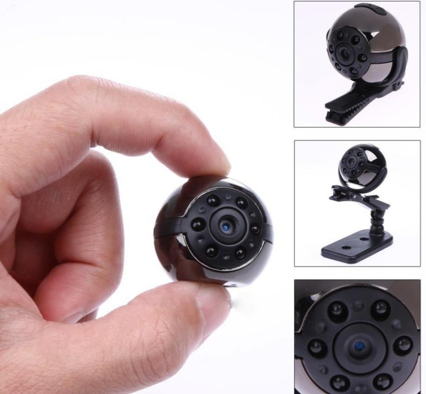 Камера Ambertek RS101 дает возможность получать цветные изображения