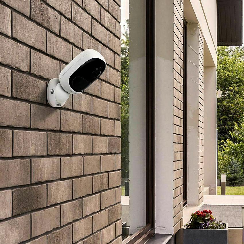 Внешние онлайн камеры должны быть оснащены защитой от перепадов температуры, пыли, осадков и ветра