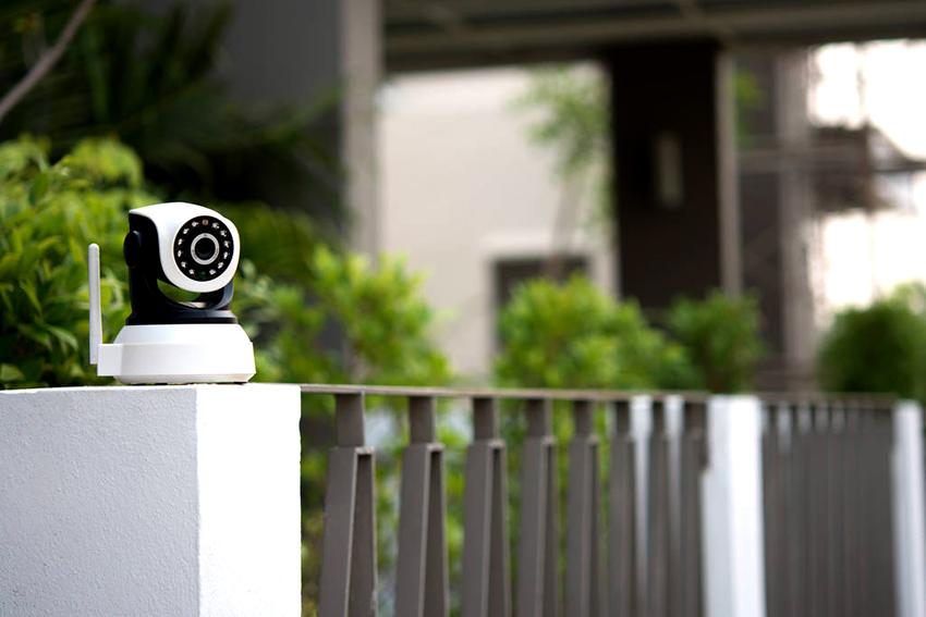Камеры могут быть стационарными или иметь возможность поворачиваться