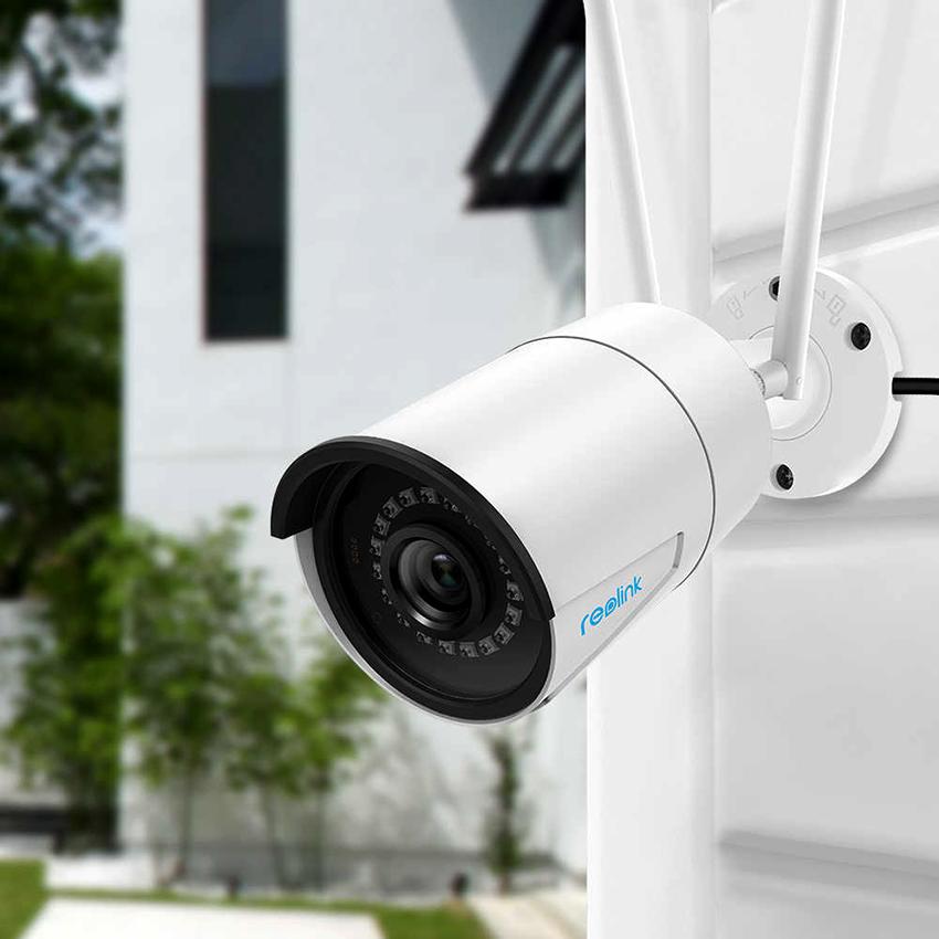 Чтобы Wi-Fi камера хорошо работала, не рекомендуется ее устанавливать в районах с высокой влажностью