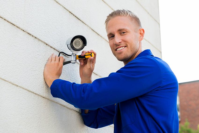 Устройство видеонаблюдения с Wi-Fi AVC MVS-RW810 имеет угол обзора 55°