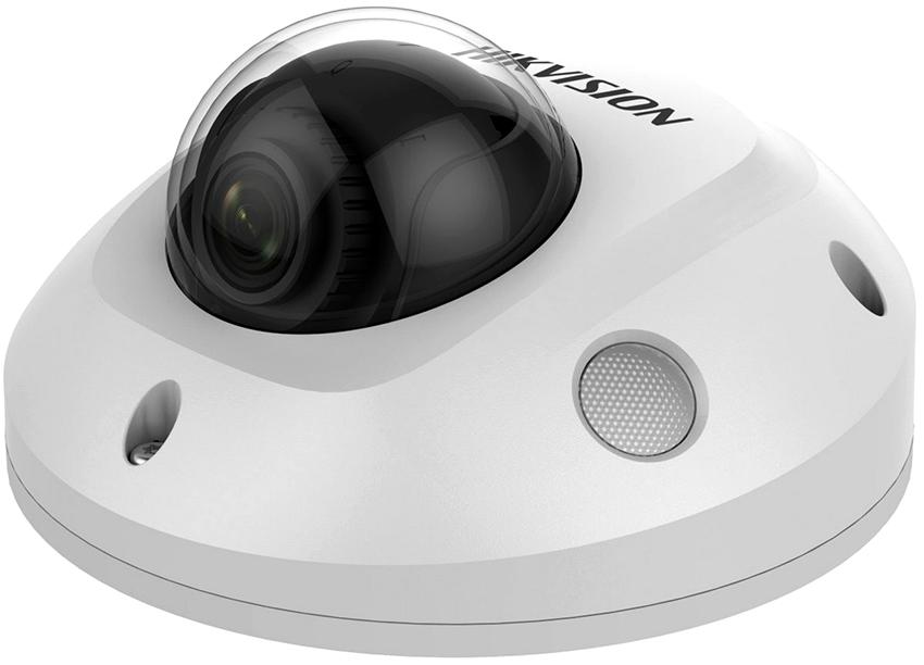 Камера HikVisіon DS-2CD2532F-IS отлично работает при температуре от -40 до +60 ºC
