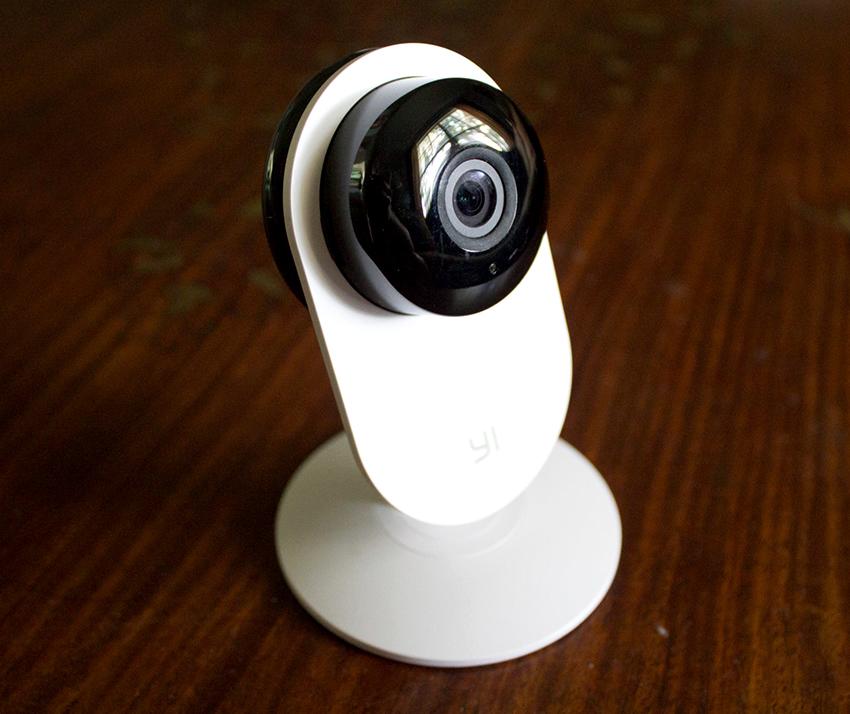 Камера Xiaomi Ants XiaoYi имеет угол видимости 110º и разрешение 1280х720 Мп