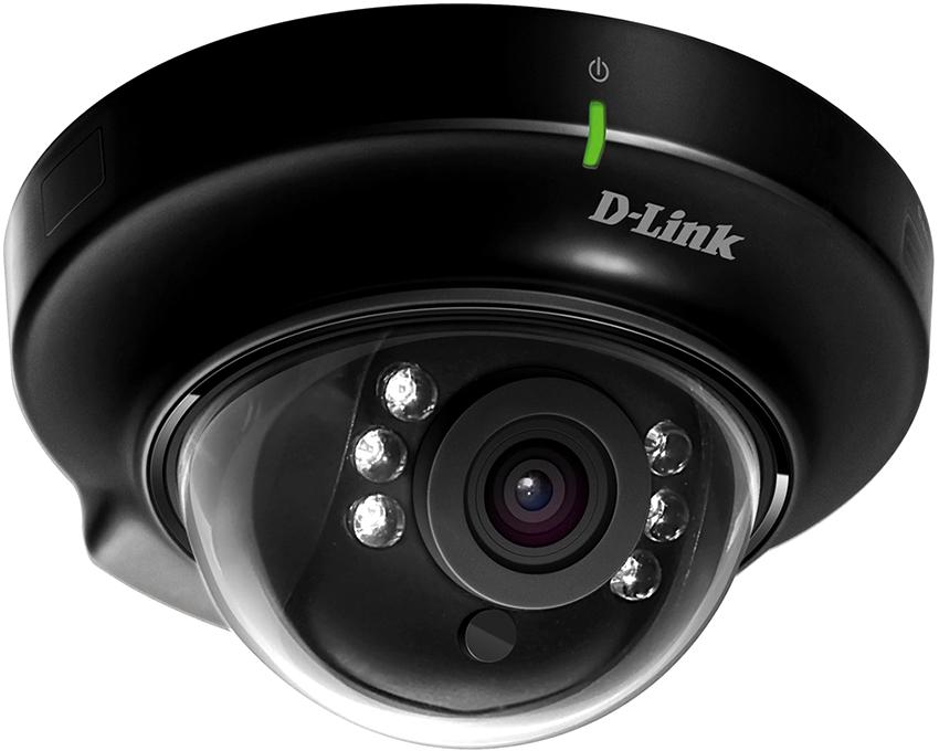 Беспроводная камера D-Lіnk DCS-6010L предназначена для размещения на потолке