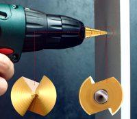 Зафиксировав сверло, нужно выбрать правильное направление движения патрона инструмента