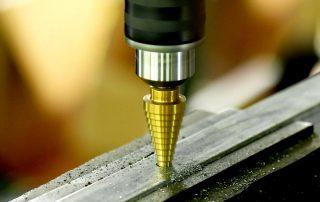 Конусные сверла по металлу: рекомендации по выбору и использованию