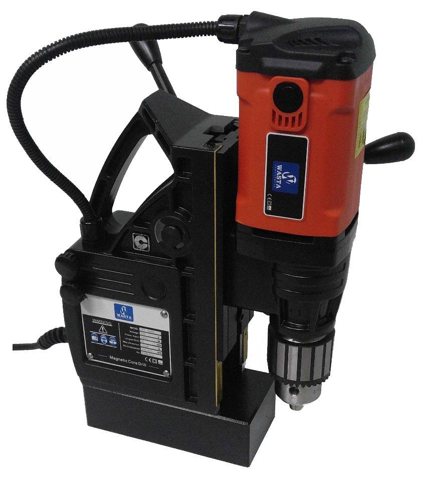 Магнитные сверлильные станки предназначены для сверления, фрезеровки и нарезания резьбы в металлических заготовках