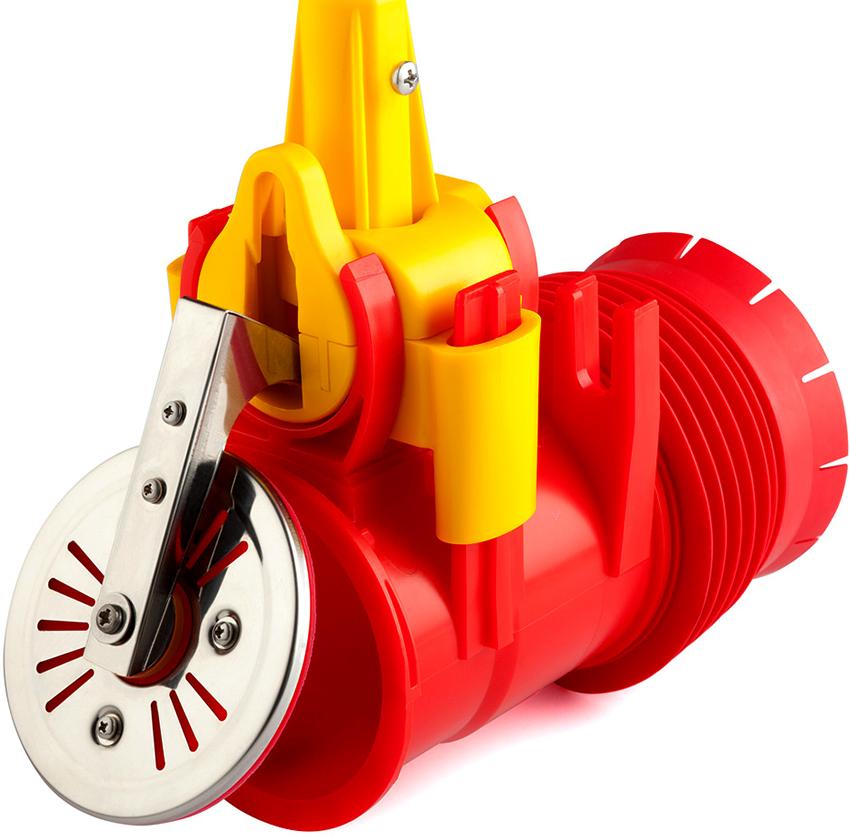 Размер обратного клапана подбирается в зависимости от типа канализационной системы