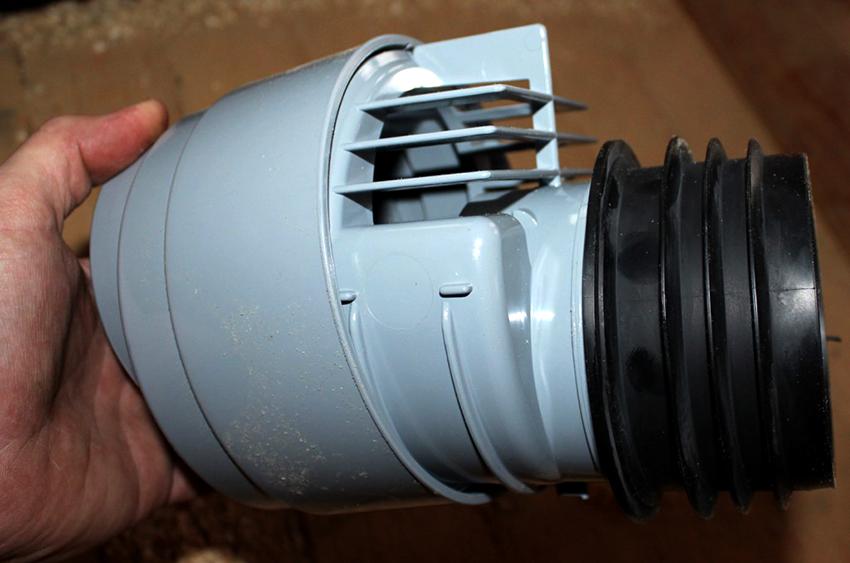 Вакуумные обратные клапаны монтируются только в вертикальном положении