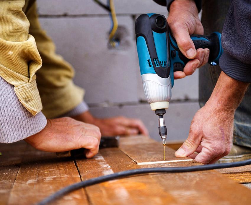 Перед реставрацией покрытия, необходимо оценить его состояние