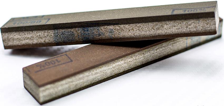 Алмазные абразивы отличаются невысокой стоимостью и хорошим результатом работы
