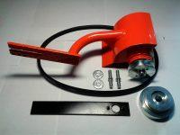 Кородер является одной из самых популярных насадок для бензопилы