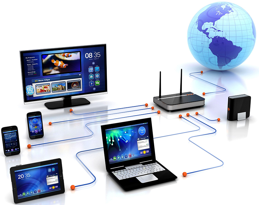 Смарт телевизоры имеют операционные системы и интернет-приложения