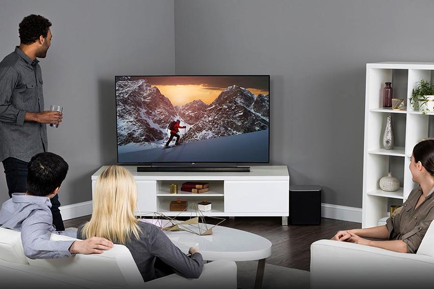 Смарт-телевизор LG OLED65C8 обладает расширенным функционалом