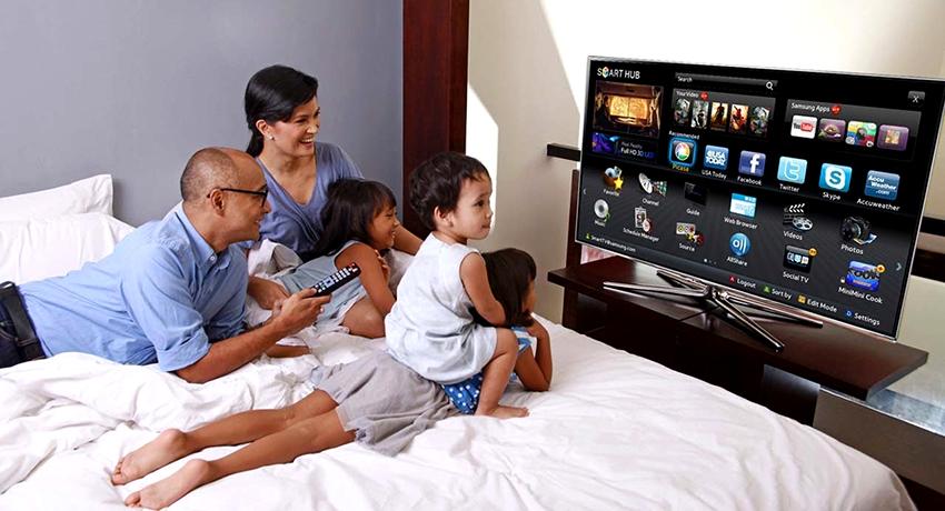 Телевизоры Смарт благодаря подключению к интернету имеют широкий спектр возможностей