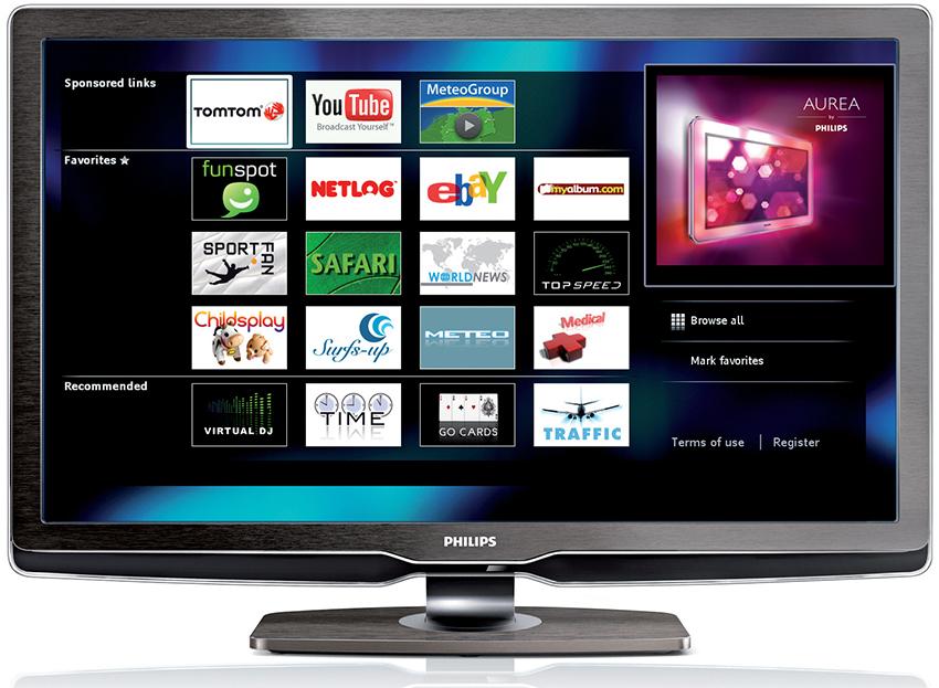 Телевизоры Philips стали популярны благодаря своей Ambilight технологии