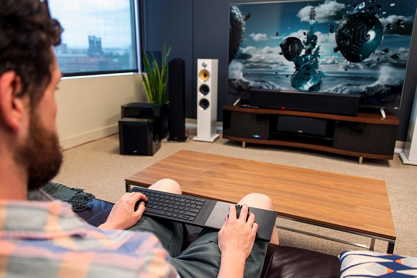 Смарт-телевизоры со встроенной приставкой способны быстро обрабатывать цифровой сигнал