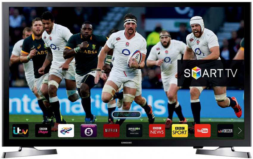 Телевизоры Samsung с функцией Smart понятны и удобны в использовании