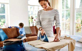 Утюг с парогенератором: простой и лёгкий способ держать дом в порядке