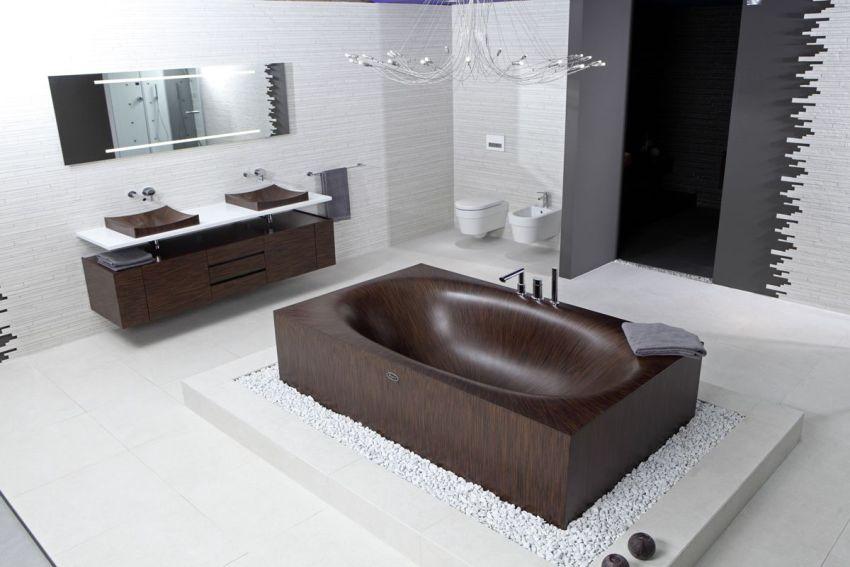 Непрактичность чугунной ванны обусловлена ее огромным весом